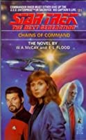 Chains of Command (Star Trek: The Next Generation, #21)