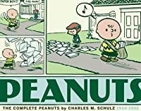 The Complete Peanuts 1950-1952 Paperback Edition