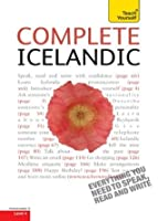 Complete Icelandic: Teach Yourself