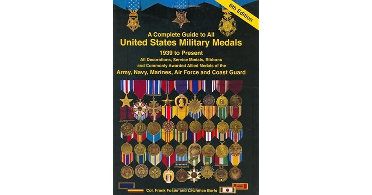 A complete guide to united states military medals 1939 to for Air force decoration guide