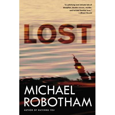lost michael robotham book review