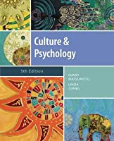 Culture and Psychology (Psy 399 Introduction to Multicultural Psychology)