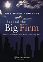 Beyond the Big Firm: Profiles of Lawyers Who Want Something More (Introduction to Law Series)