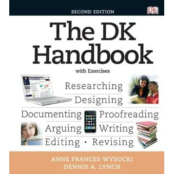 The DK Handbook with Exercises by Anne Frances Wysocki ...