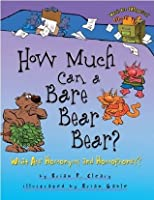 How Much Can a Bare Bear Bear? (Words Are CATegorical)
