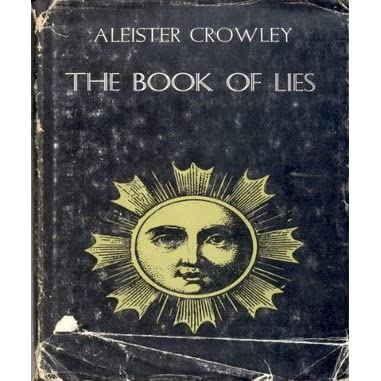 book of lies aleister crowley pdf
