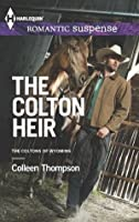 The Colton Heir (The Coltons of Wyoming)