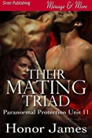 Their Mating Triad [Paranormal Protection Unit 11]