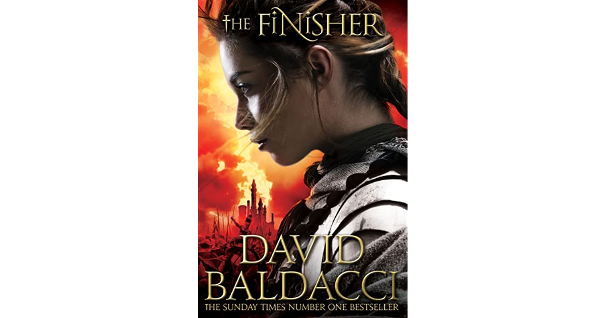 The Finisher by David Baldacci — Reviews, Discussion, Bookclubs, Lists