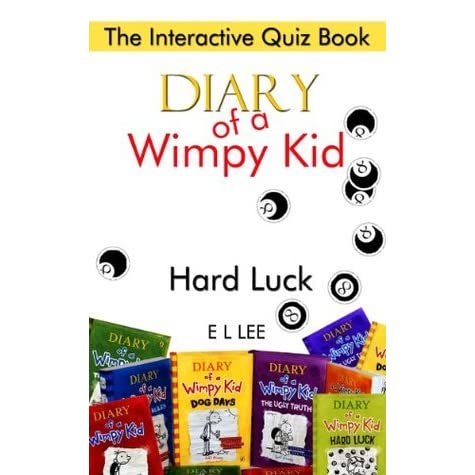 hard luck wimpy kid pdf