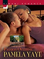 Passion Overtime (Hollington Homecoming - Book 4)