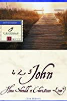 1, 2, 3 John: How Should a Christian Live? (Fisherman Bible Studyguides)