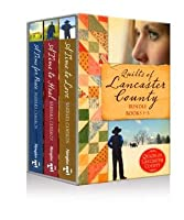 Quilts of Lancaster County (Quilts of Lancaster County #1-3)