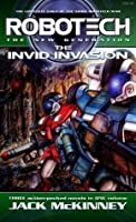 The Invid invasion (Robotech: New Generation)