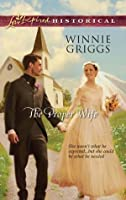 The Proper Wife (Knotty Pines, #2)