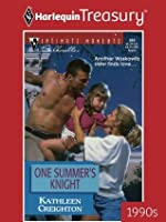 One Summer's Knight (Silhouette Intimate Moments)