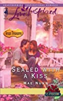 Sealed with a Kiss (Mills & Boon Love Inspired) (Texas Treasures - Book 1)