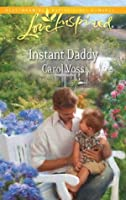 Instant Daddy (Mills & Boon Love Inspired)