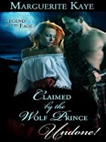 Claimed by the Wolf Prince (Legend of the Faol - Book 1)