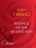 Revenge of the Second Son (Mills & Boon Desire) (The Wealthy Ransomes - Book 2)