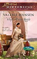 High Plains Bride (After the Storm: The Founding Years, #1)