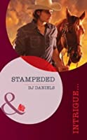 Stampeded (Mills & Boon Intrigue) (Whitehorse, Montana: Chisholm Cattle Company - Book 4)