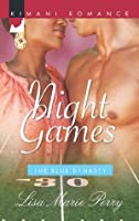 Night Games (The Blue Dynasty - Book 1)
