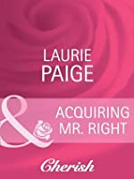 Acquiring Mr. Right (Canyon Country - Book 3)