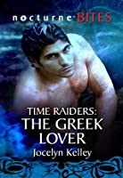The Greek Lover (Time Raiders - Book 9)