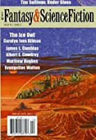 The Magazine of Fantasy & Science Fiction November/December 2011