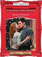 A Lawman in Her Stocking (Mills & Boon Desire)