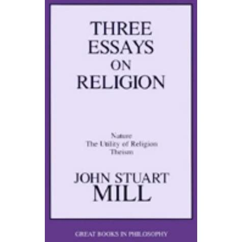 john stuart mill essay on nature