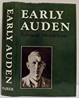 Early Auden