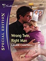 Wrong Twin, Right Man (Silhouette Special Edition)