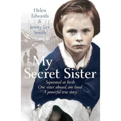 My secret sister by helen edwards reviews discussion bookclubs