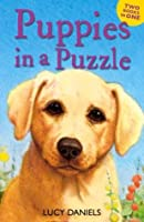 Puppies in a Puzzle: Dalmatian in Dales AND Lab on Lawn (Animal Ark)