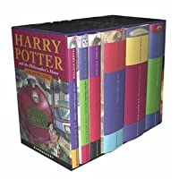 Harry Potter Children's Edition Boxed Set (Harry Potter, #1-6)