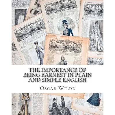 an analysis of the character of lane in oscar wildes the importance of being earnest In 'the importance of being earnest,' oscar wilde writes for laughs through timing, interpretation, and pure absurdity in this lesson, you will.