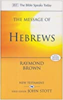 The Message Of Genesis 1 11 (The Bible Speaks Today)