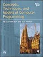 Concepts Techniques and Models of Computer Programing