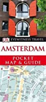 Amsterdam Pocket Map and Guide (Eyewitness Travel Guides)