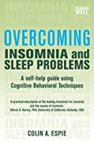 Overcoming Insomnia and Sleep Problems: A Books on Prescription Title (Overcoming Books)