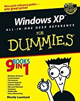 Windows Xp All In One Desk Reference For Dummies