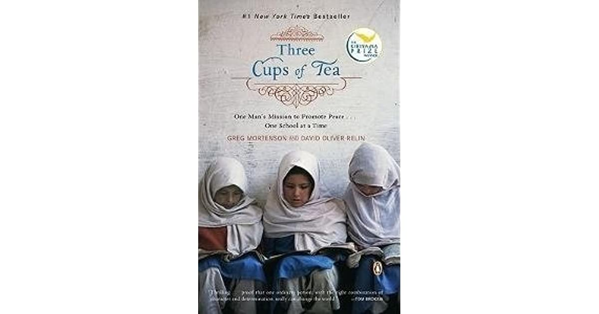 Three Cups of Tea Essay - Words