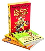 Ralph Mouse Collection: The Mouse and the Motorcycle / Runaway Ralph / Ralph S. Mouse