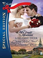 Quinn McCloud's Christmas Bride (The McClouds of Montana) (Silhouette Special Edition #2007)