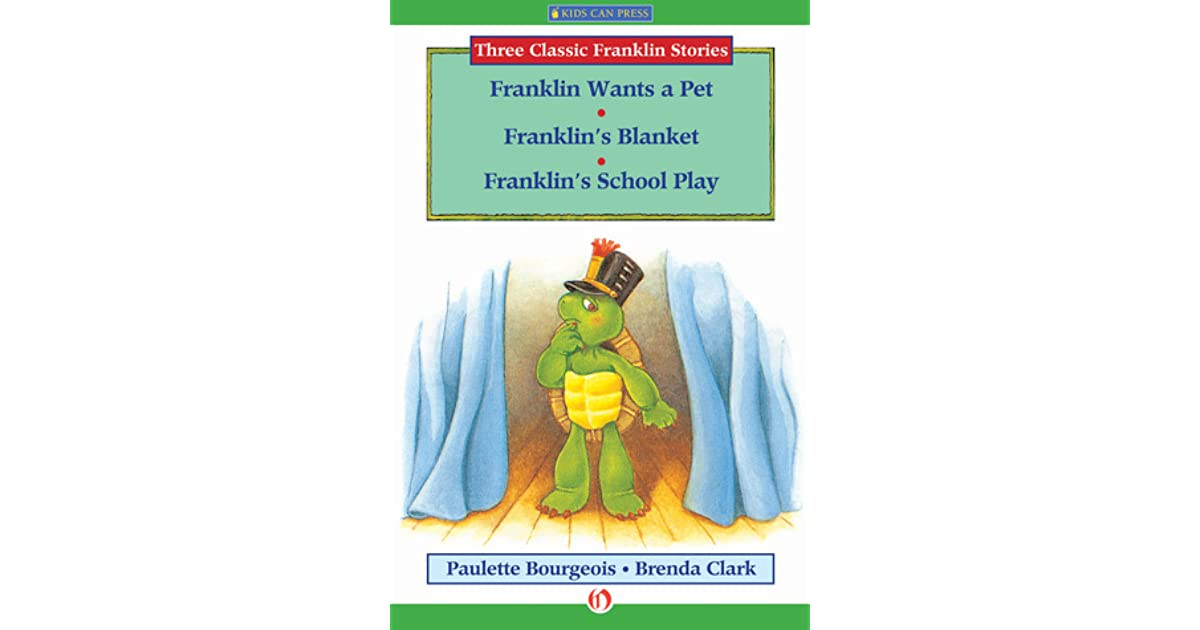 Franklin Wants A Pet  Franklin U0026 39 S Blanket  And Franklin U0026 39 S