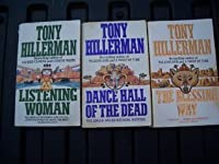 Joe Leaphorn Mysteries: 3 Books [Listening Woman, Dance Hall of the Dead & The Blessing Way]