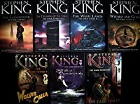The Dark Tower Stephen King 7 Hardcover Book Series 1-7 (The Dark Tower)