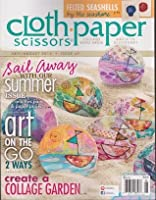 Cloth Paper Scissors Magazine July/August 2013
